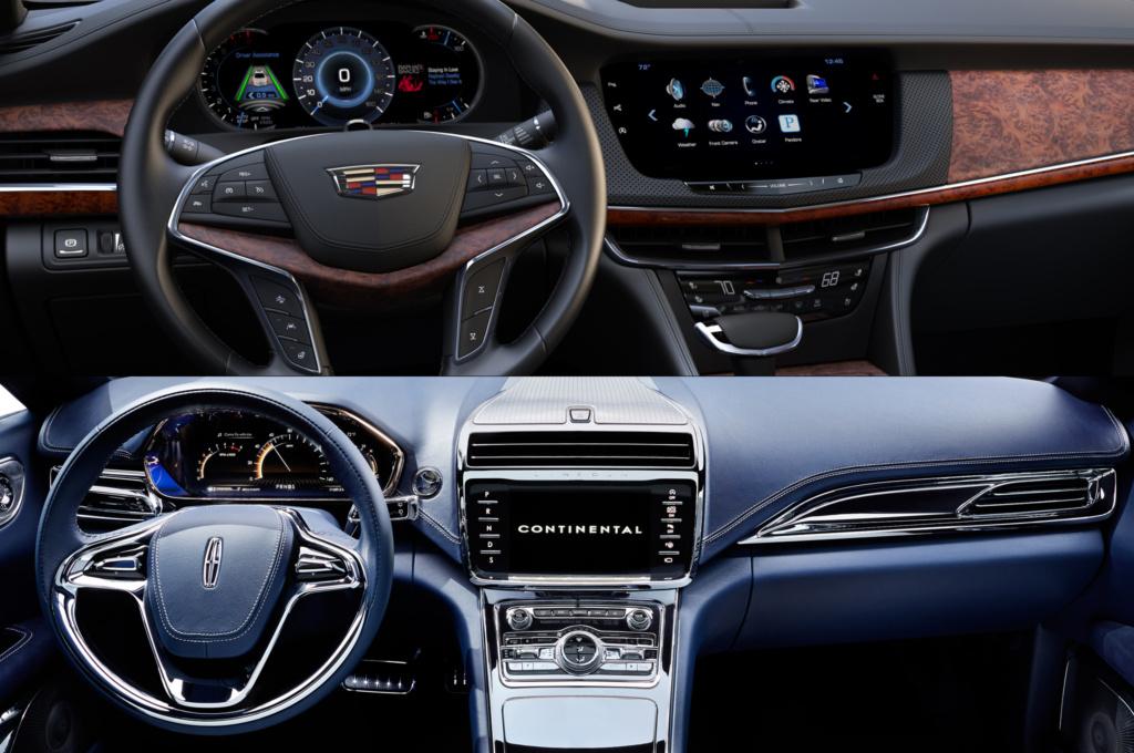 LIncoln vs. Cadillac