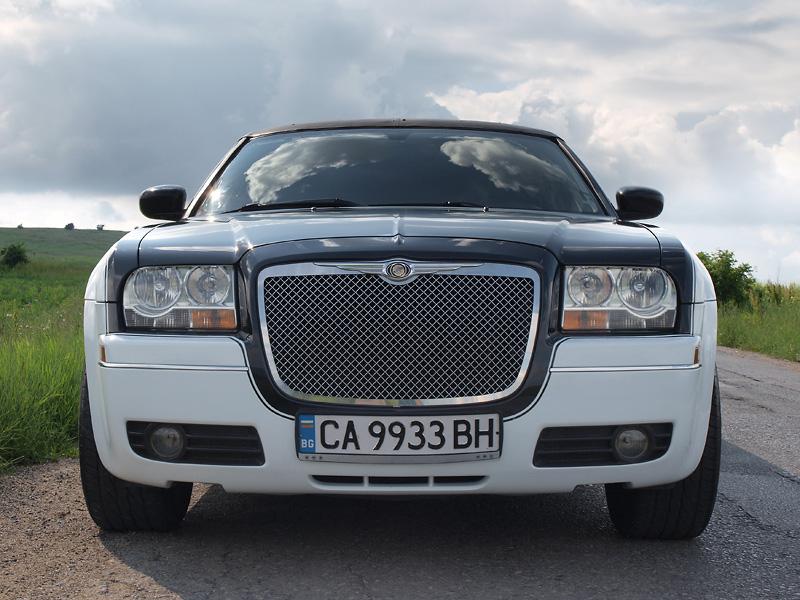 Chrysler 300 120-inch by Krystal Koach